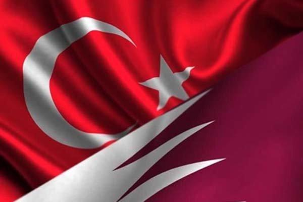 امضای توافقنامه همکاری های مالی میان ترکیه و قطر