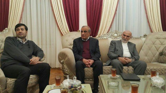 غلامرضا امینی: از انتخابات کناره گیری نمی کنم، شرایط ملی پوشان قایقرانی مناسب است