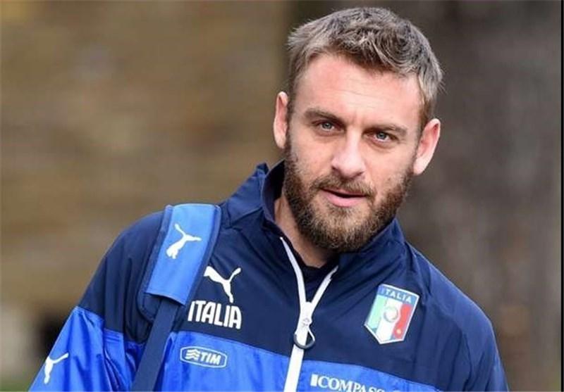 حذف نام دروسی از فهرست تیم ملی ایتالیا