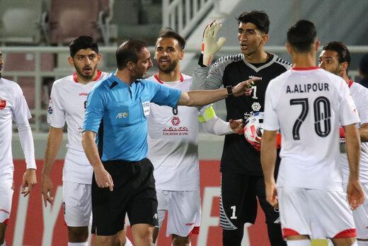 شوک پرسپولیس به الدحیل؛ نماینده قطر سه بر صفر بازنده می گردد؟