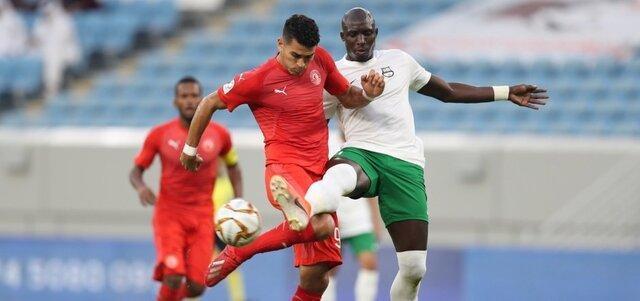 قطر تمرین تیم های فوتبال را هم ممنوع نمود