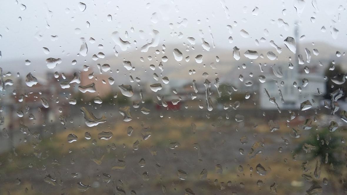 پیش بینی بارش پراکنده باران در چهارمحال و بختیاری
