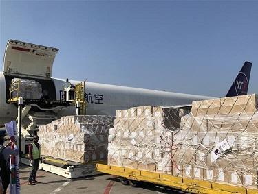 ارسال تجهیزات پزشکی از چین به آمریکا