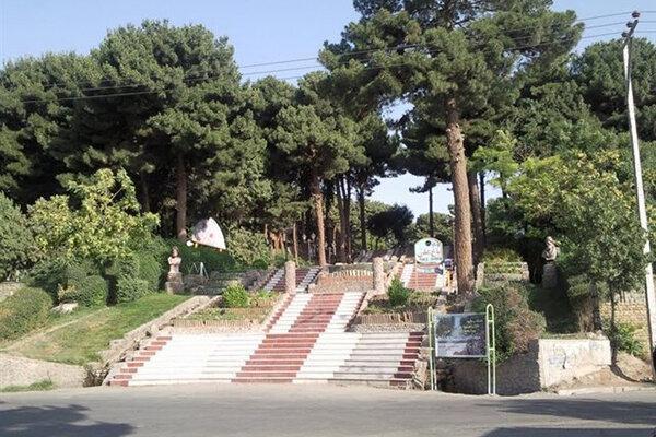 پارادُکس احیای باغ ملی شیراز