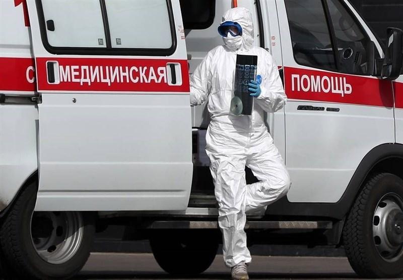 1154 نفر دیگر در روسیه به کرونا مبتلا شدند
