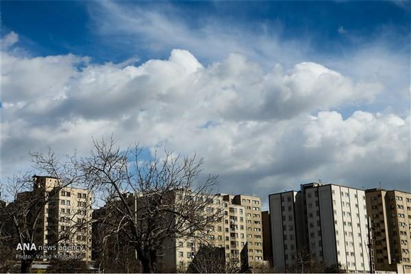 هوای پاک تهران در هفته سوم فروردین ماه، امروز هم کیفیت هوا قابل قبول است