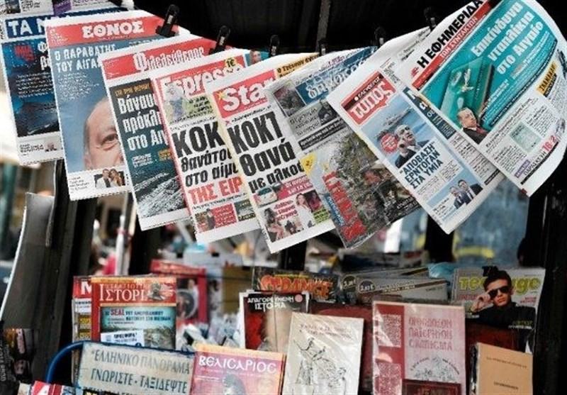 نشریات ترکیه، مجرمین خطرناک آزاد می شوند٬ روزنامه نگاران در حبس می مانند، تولید روزانه 15میلیون ماسک در ترکیه
