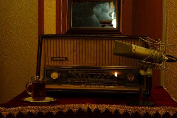 بزرگداشت سعدی شیرازی در رادیو نمایش