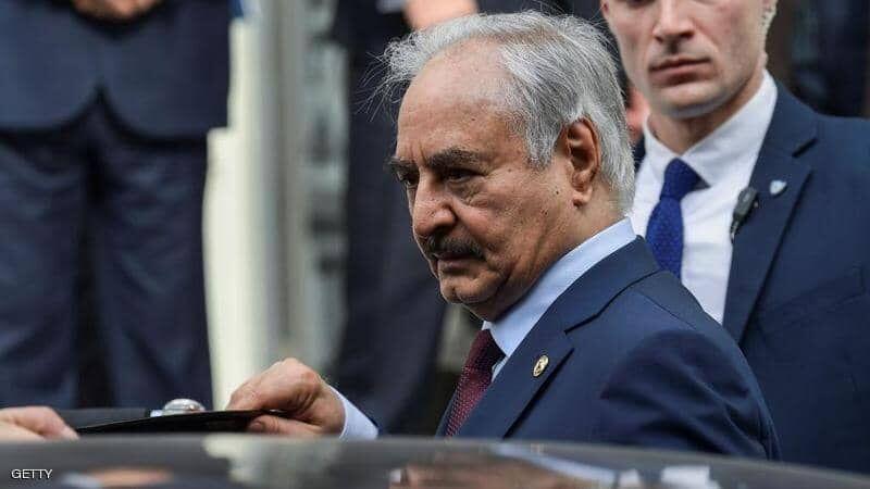 دولت لیبی خواستار مجازات خلیفه حفتر شد