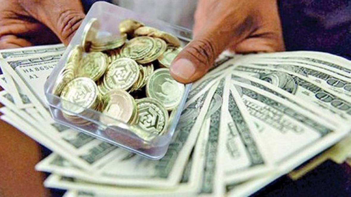 دلار وسکه در ماه های اخیر هر چند روز یک کانال را پشت سر گذاشته اند؟