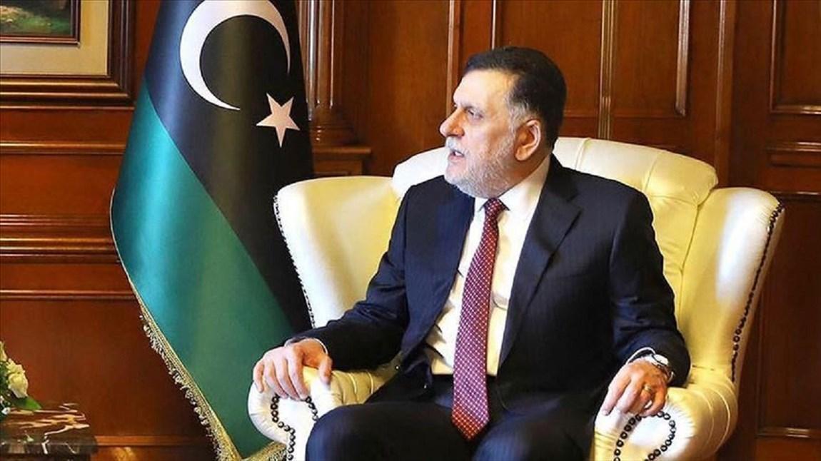 ملاقات وزیر خارجه ایتالیا و رئیس دولت وفاق ملی لیبی