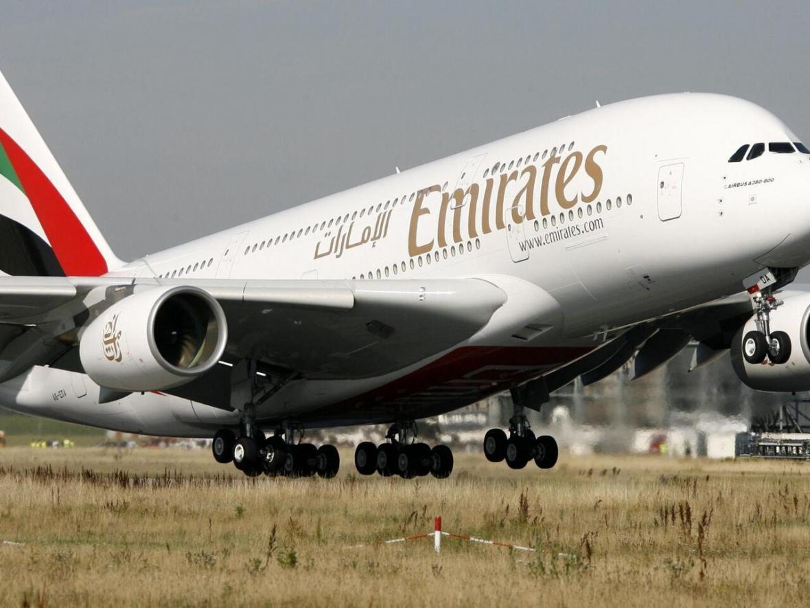 آغاز پروازهای هواپیمایی امارات به سراسر جهان