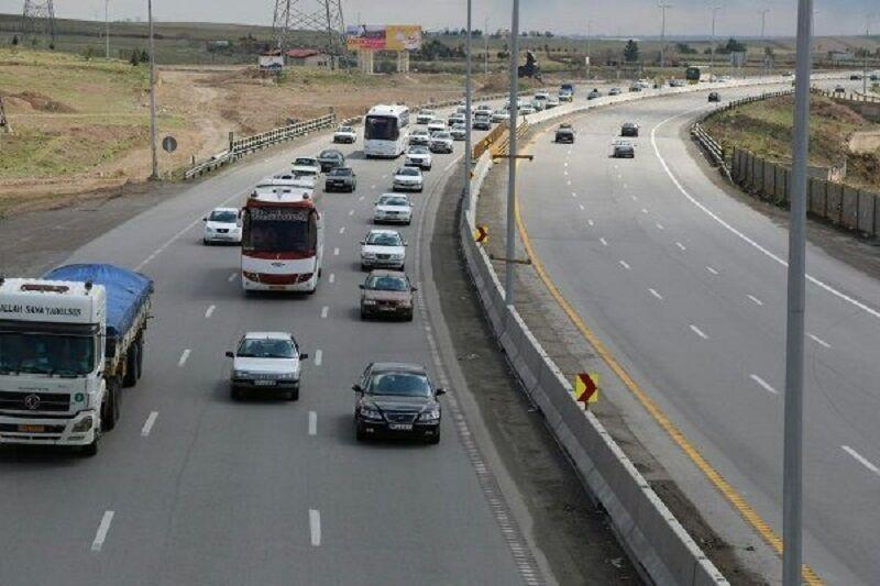 خبرنگاران تردد در محورهای ارتباطی استان بوشهر 32 درصد کاهش یافت