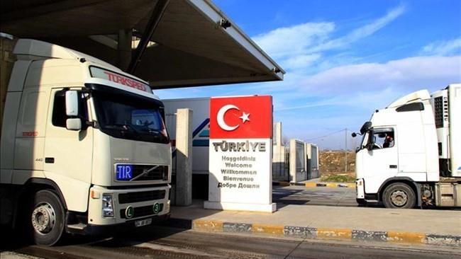 صادرات کالا به ترکیه به روال عادی گذشته برگشته است
