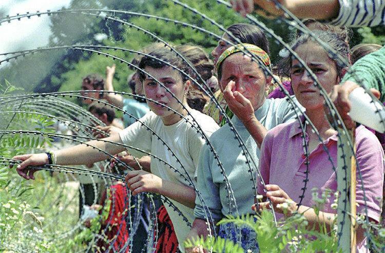 قاب هایی از جهنم ، نسل کشی در سربرنیتسا؛ 25 سال بعد