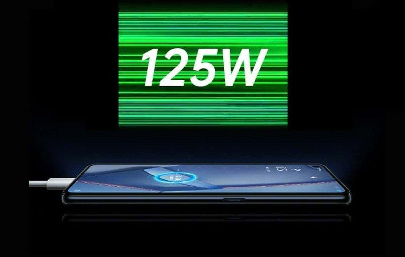 شارژ سریع 125 وات اوپو رسما معرفی گشت؛ شارژ کامل گوشی تنها در 20 دقیقه