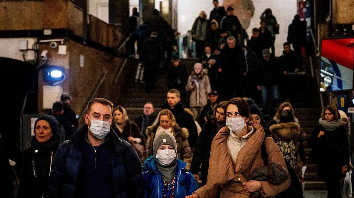 کرونا جان 15 هزار نفر را در روسیه گرفت