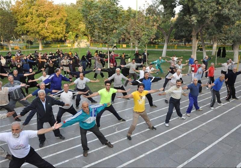 کسب رتبه عالی کشوری هیئت ورزش های همگانی استان تهران در سال 98