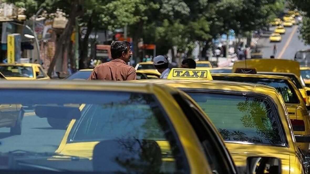 بخشودگی حق عضویت کلیه تاکسی ها
