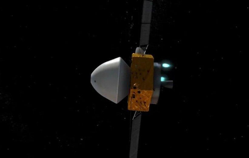 ابزارهای علمی مأموریت تیان ون-1 چین در راه مریخ با موفقیت آزمایش شد