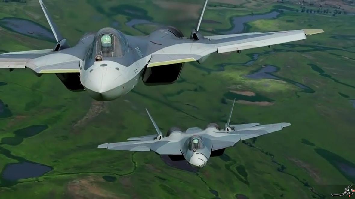 بغداد به دنبال خرید جنگنده رادار گریز سوخوی 57 روسی