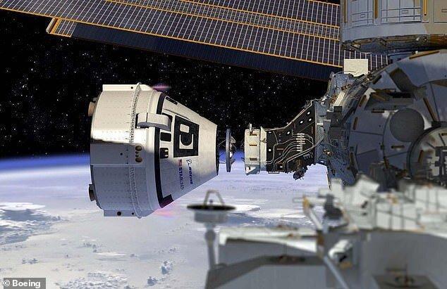 استارلاینر آذر به فضا می رود