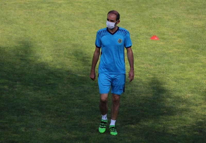 اصفهان، نویدکیا: شانس صعود از گروه مان را داریم، طرفداران سپاهان فراتر از یک فوتبالیست حمایتم نموده اند