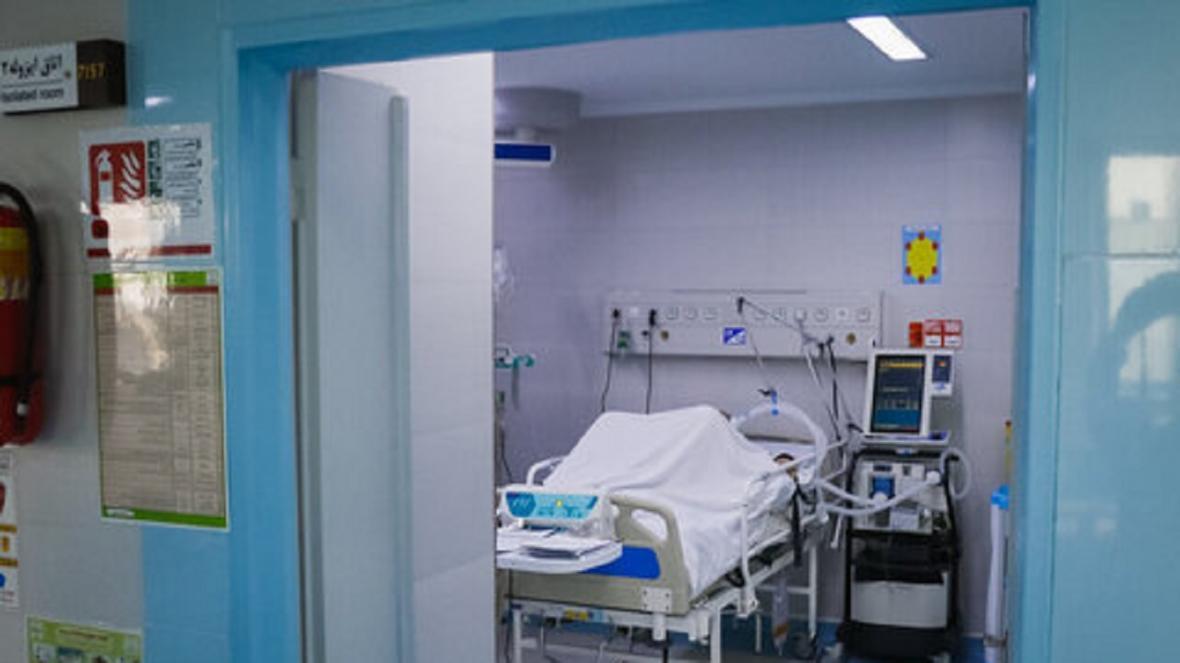 بستری شدن 12 بیمار جدید مبتلا به کرونا ویروس در بیمارستان های کاشان