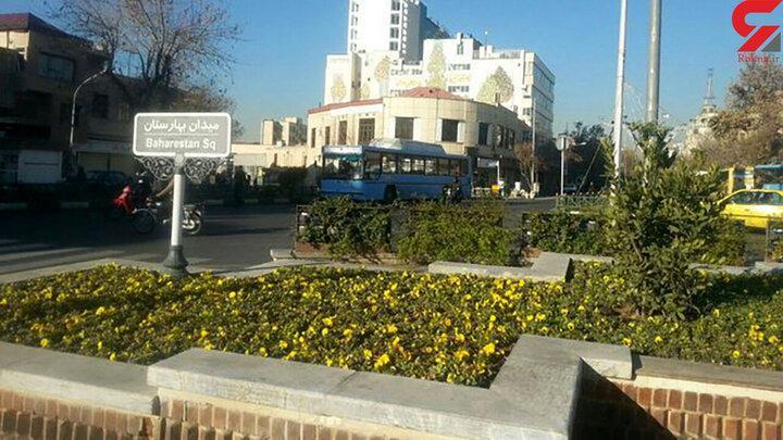 سازمان زیباسازی شهر تهران برای بهار 1400 برنامه دارد