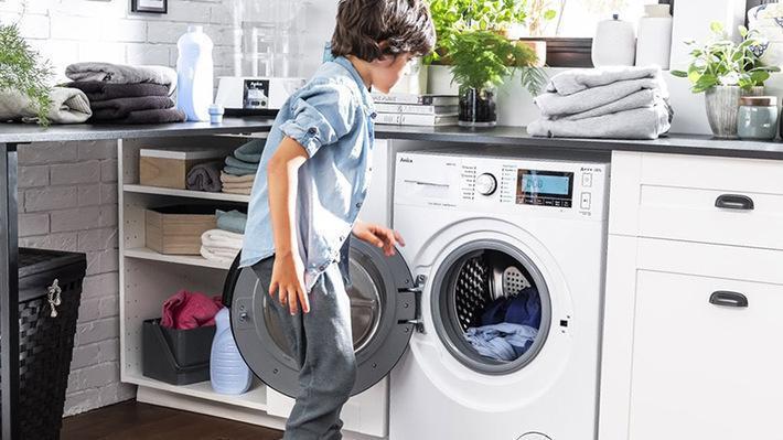 عواملی که باعث خرابی ماشین لباسشویی میشود