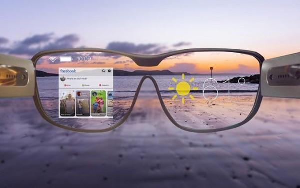 معرفی عینک هوشمند اپل گلس ؛ بزودی
