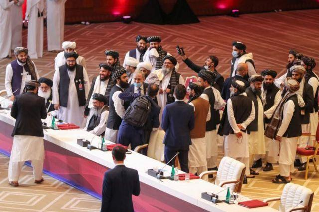 بازیگران صلح افغانستان و مسئله امارت یا جمهوریت