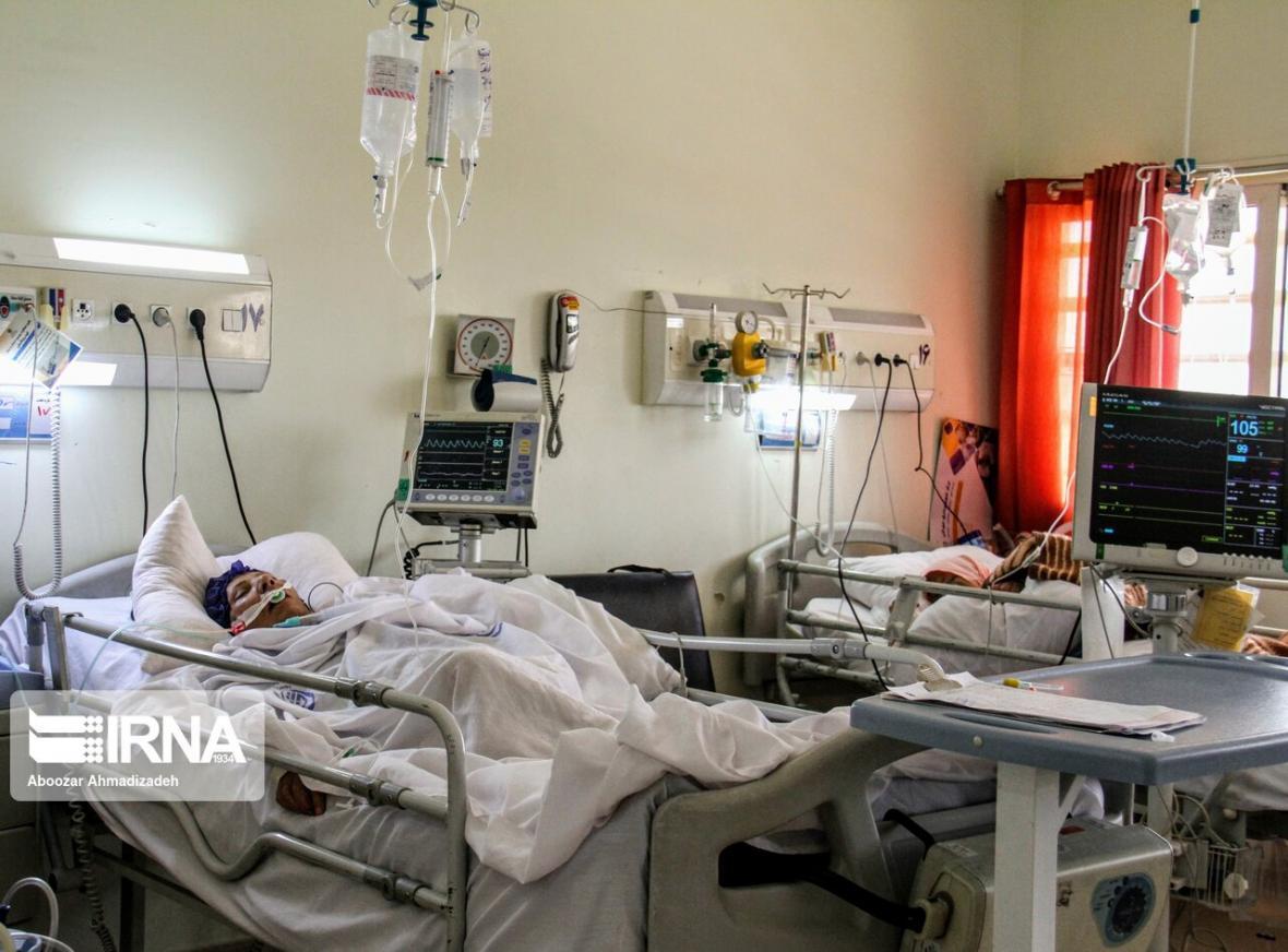 خبرنگاران شمار بستری شدگان براثر کرونا در کرمانشاه از مرز هزار نفر گذشت