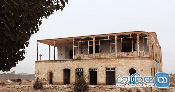 آیا عمارت 100 ساله یزد از نابودی نجات می یابد؟