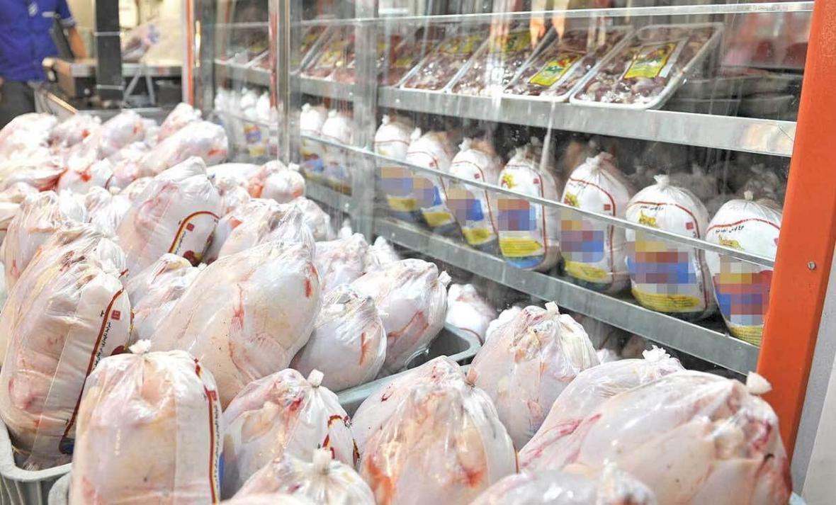 خبرنگاران توزیع روزانه مرغ منجمد در چهارمحال و بختیاری2 برابر شد