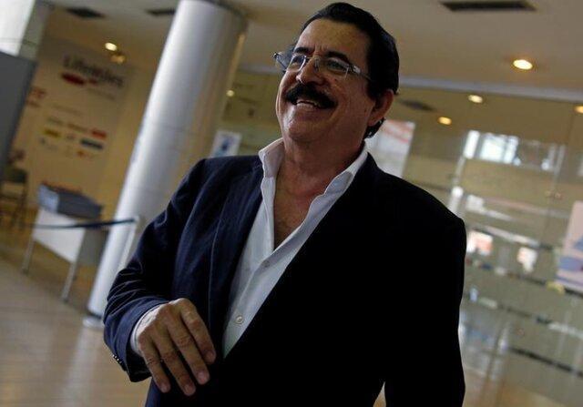 رئیس جمهور سابق هندوراس با یک چمدان پول در فرودگاه بازداشت شد