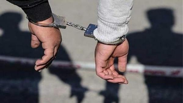 دستگیری 2 مالخر سیم و کابل برقهای سرقتی