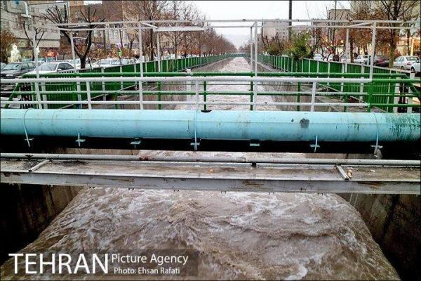 سامانه پایش و مانیتورینگ بارش و رواناب شبکه مدیریت آب های سطحی رونمایی شد