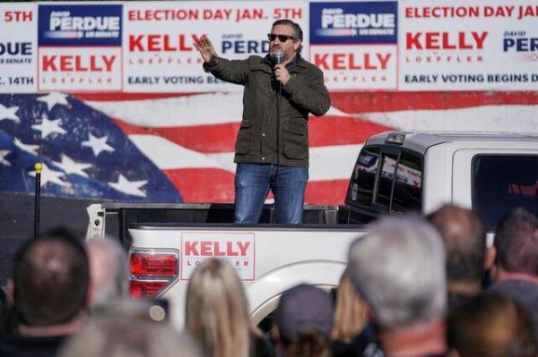 11 سناتور آمریکایی با پیروزی بایدن مخالفت می نمایند