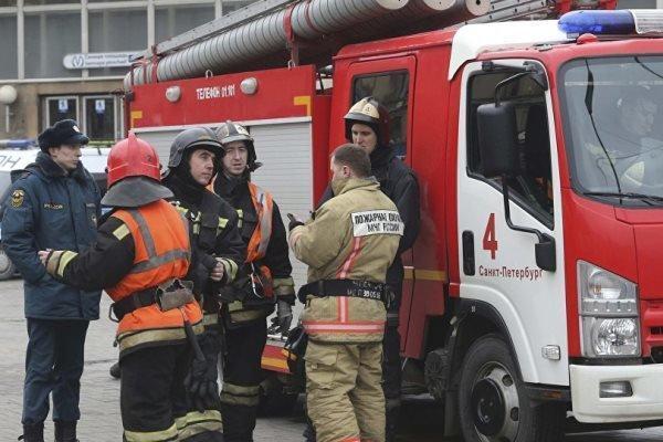 وقوع حریق در حومه مسکو، 3 نفر کشته و 14 تَن زخمی شدند