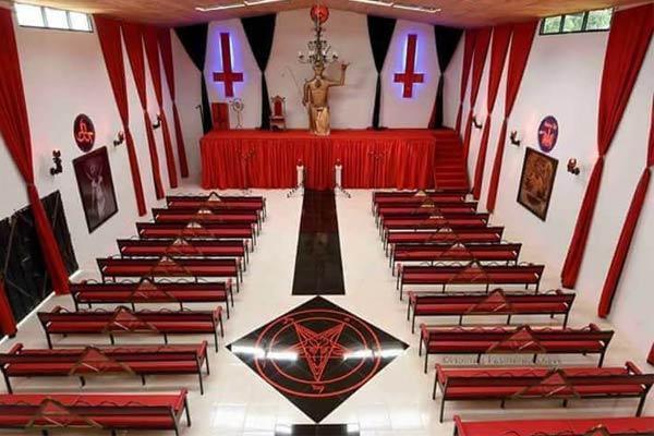 نماد شیطان پرستی و علائم مربوط به آن
