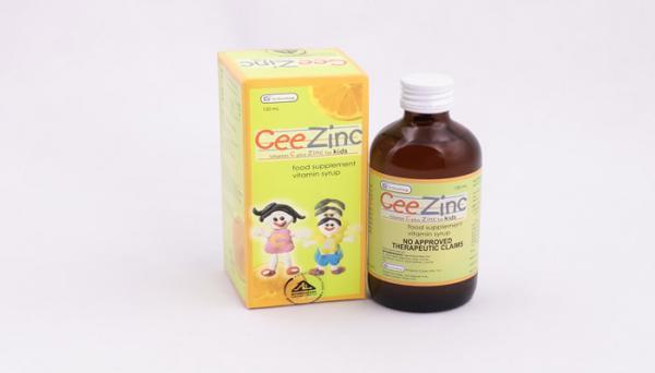 منابع زینک برای بچه ها