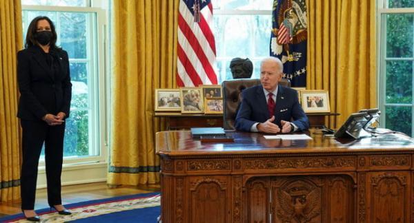 بایدن اعلام آمریکا مبنی بر بازگشت تحریم های سازمان ملل علیه ایران را لغو کرد