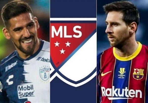 مهاجم دالاس: اگر مسی به MLS بیاید، پا هایش را می بوسم
