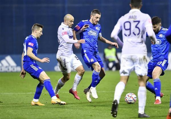 لیگ برتر کرواسی، دینامو دوباره به صدر جدول بازگشت