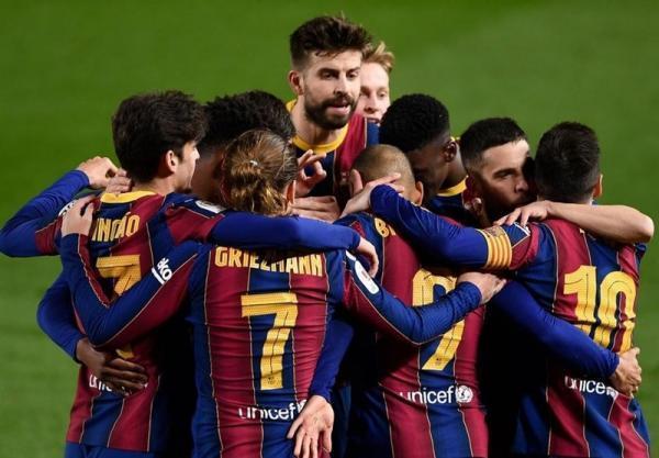 جام حذفی اسپانیا، صعود نفس گیر بارسلونا به فینال با بازگشتی هیجان انگیز برابر سویا