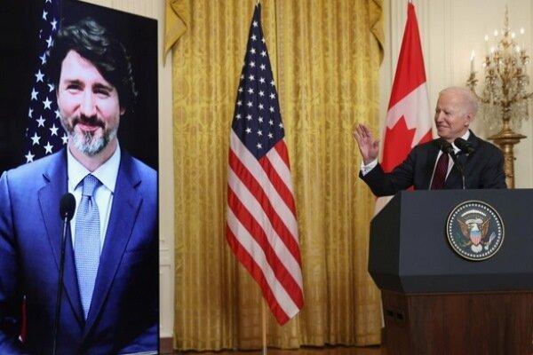 بایدن: آمریکا و کانادا به ایجاد پناهگاه امن برای آوارگان متعهدند!