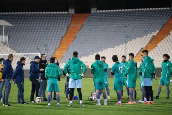 زمان اعلام اسامی تیم ملی فوتبال تعیین شد، دیدار با سوریه 10 فروردین