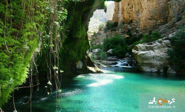 یاسوج؛ شهر آبشار های خروشان