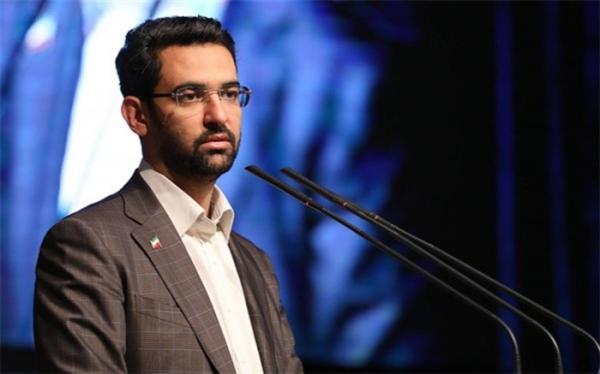 وزیر ارتباطات: تحریم مانع دسترسی به ویز شده است